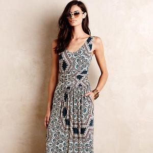 Anthro Jantina maxi dress